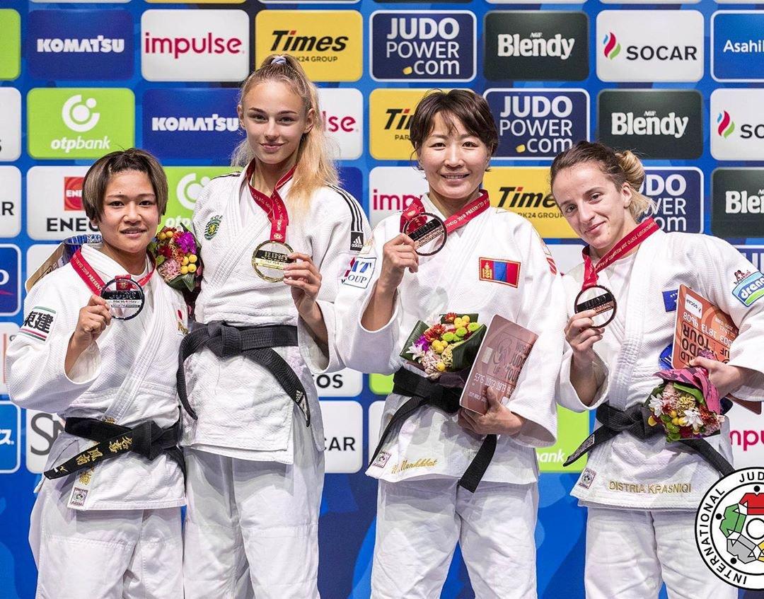 Daria wygrywała w Bochni, dziś to Królowa Judo na świecie – Bochnianin.pl