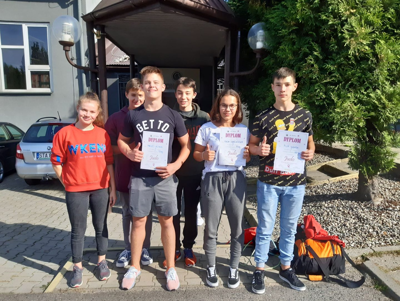Mamy awans do Mistrzostw Polski Młodzików w Judo!