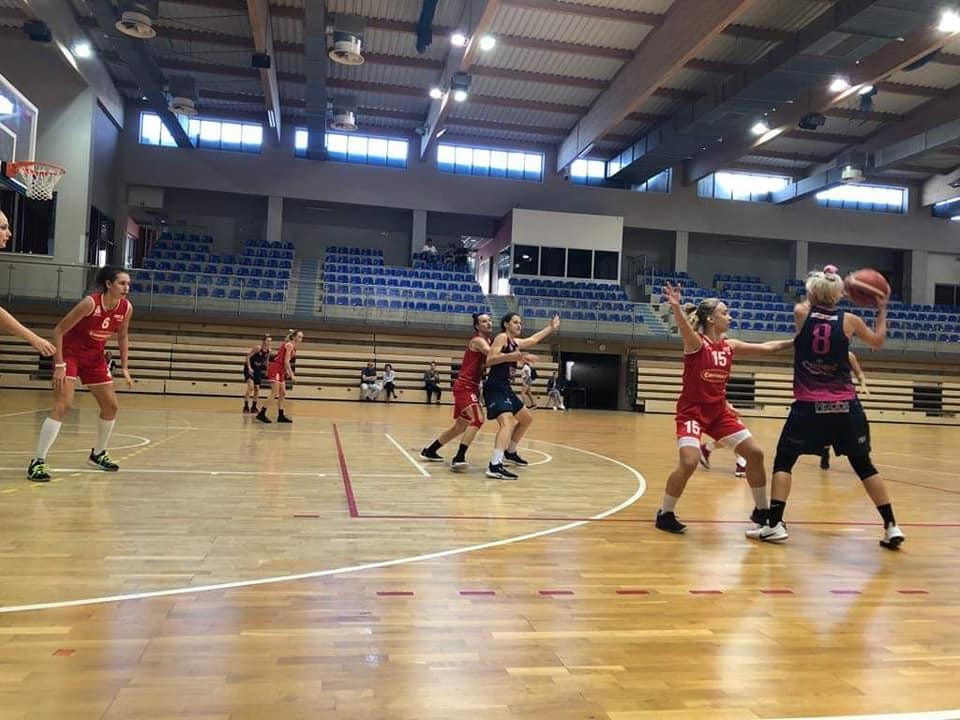 Intensywny weekend koszykarek Contimax MOSiR Bochnia 🏀