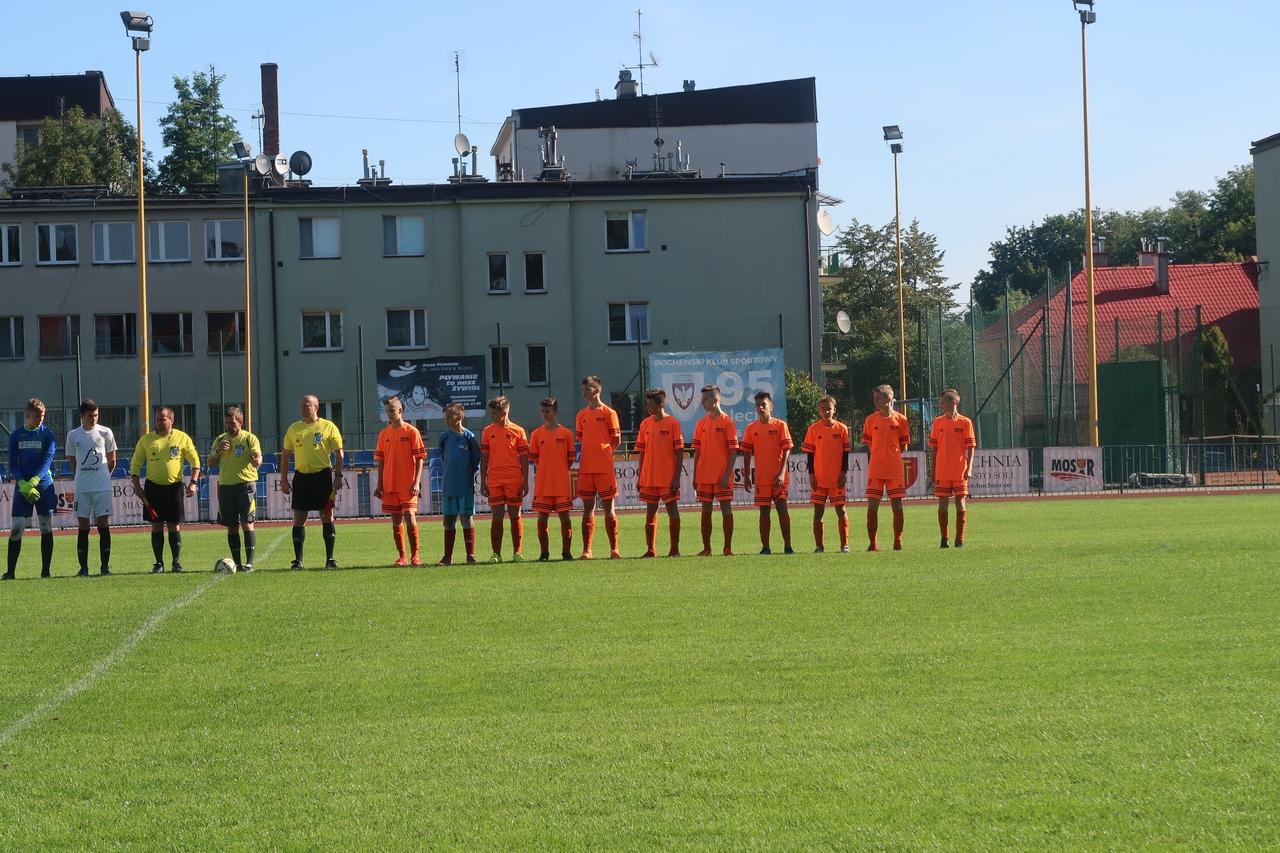 MOSiR Bochnia – Krakus Nowa Huta 2:1 / II liga wojewódzka C1 trampkarzy