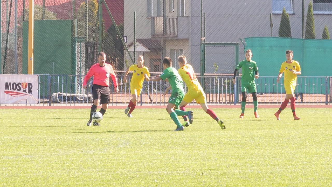 MOSiR Bochnia – NKP Podhale Nowy Targ 1:0 / II liga wojewódzka C1 trampkarzy