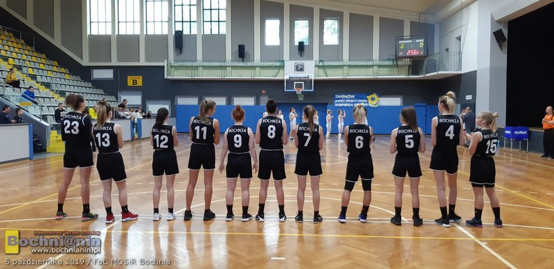 Wysoka wygrana Contimax MOSiR Bochnia na inauguracji 2 ligi kobiet!