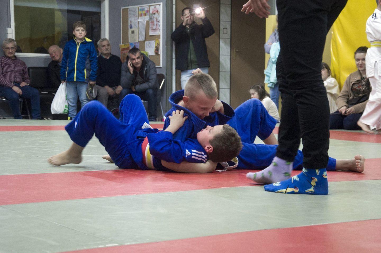 Pierwsza runda Bocheńskiej Ligi Judo dzieci za nami.