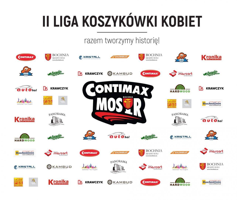 Zobacz, kto wspiera drużynę Contimax MOSiR Bochnia w sezonie 2019/20!