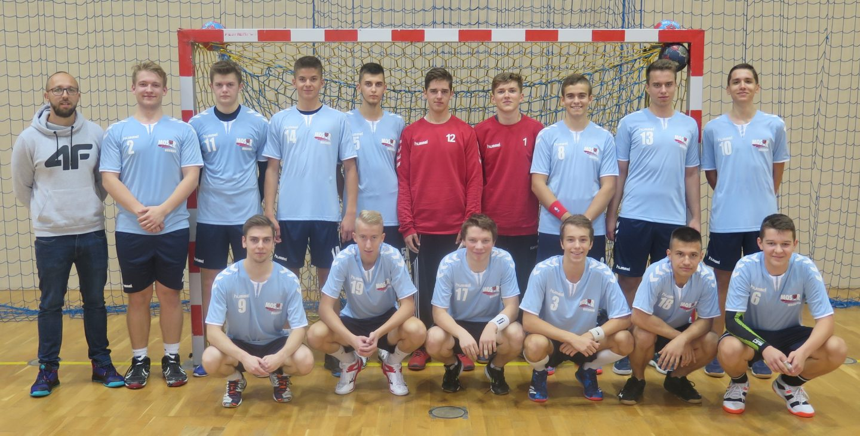 Zwycięstwo juniorów w Skawinie