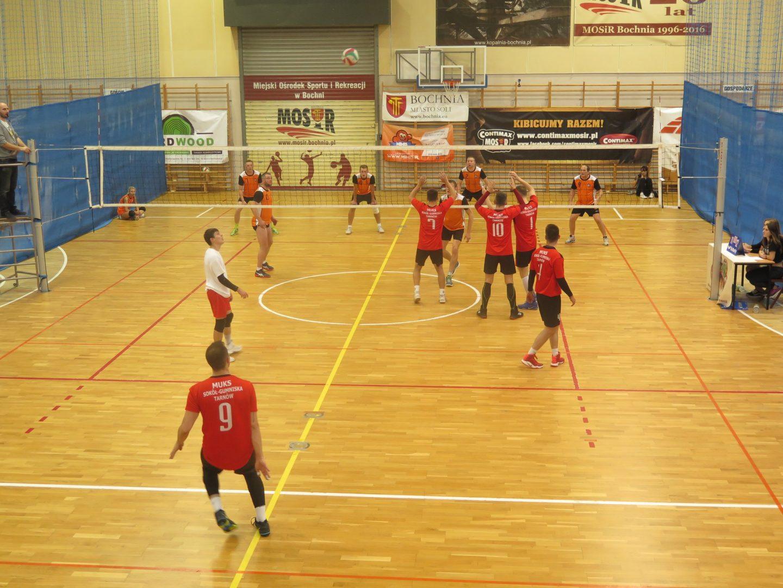 IV Turniej Piłki Siatkowej Mężczyzn im. Czesława Kumorka – relacja