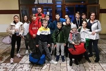 2 złota i 6 brązów na Międzynarodowym Turnieju Judo w Martin na Słowacji!