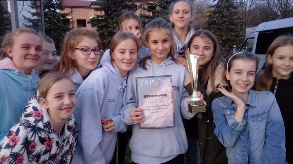 Wygrywamy Turniej Koszykówki Tarnów Cup 2019 w roczniku 2007!