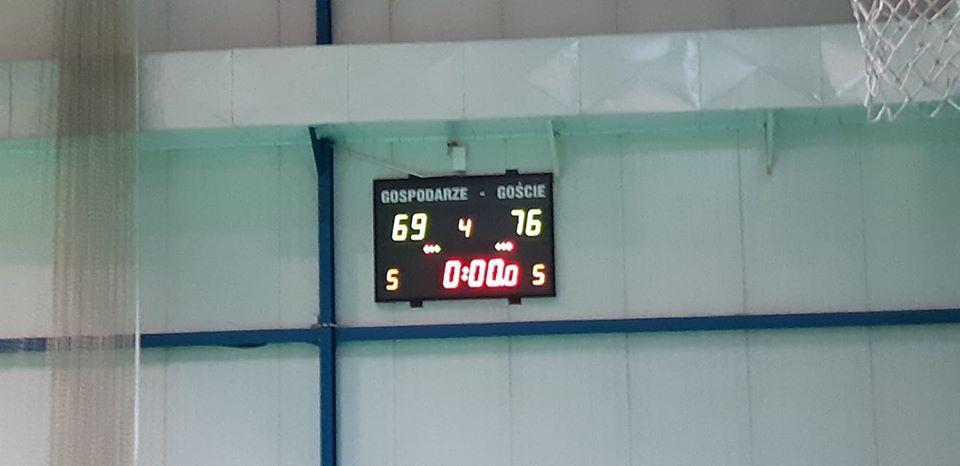 Wygrana w Niepołomicach / 2 liga koszykówki kobiet