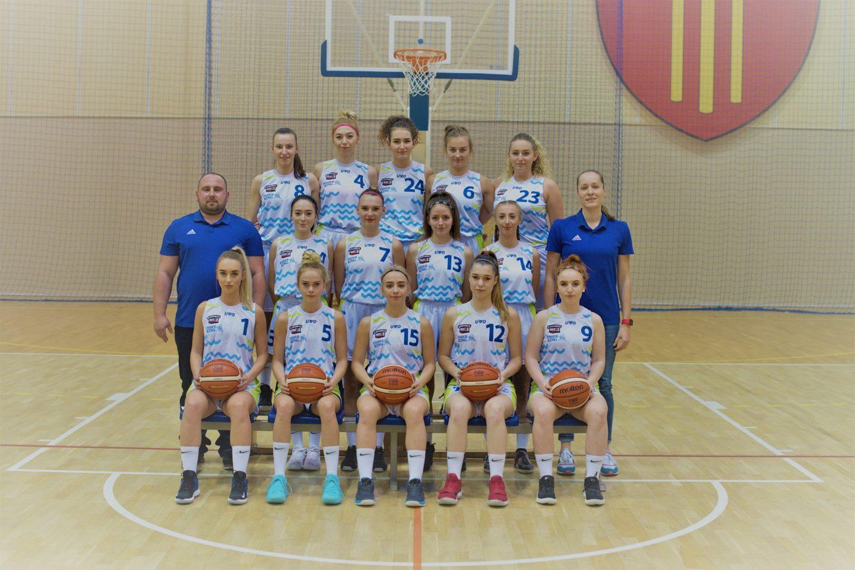 Zespół juniorek starszych MOSiR Bochnia awansował do ćwierćfinału Młodzieżowych Mistrzostw Polski