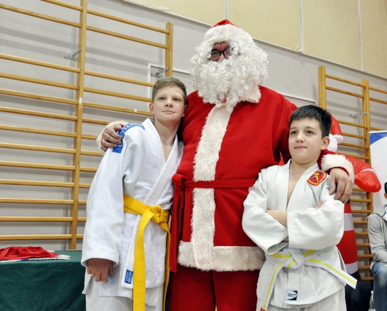 Treningi judo w okresie świątecznym / zmiany – komunikat