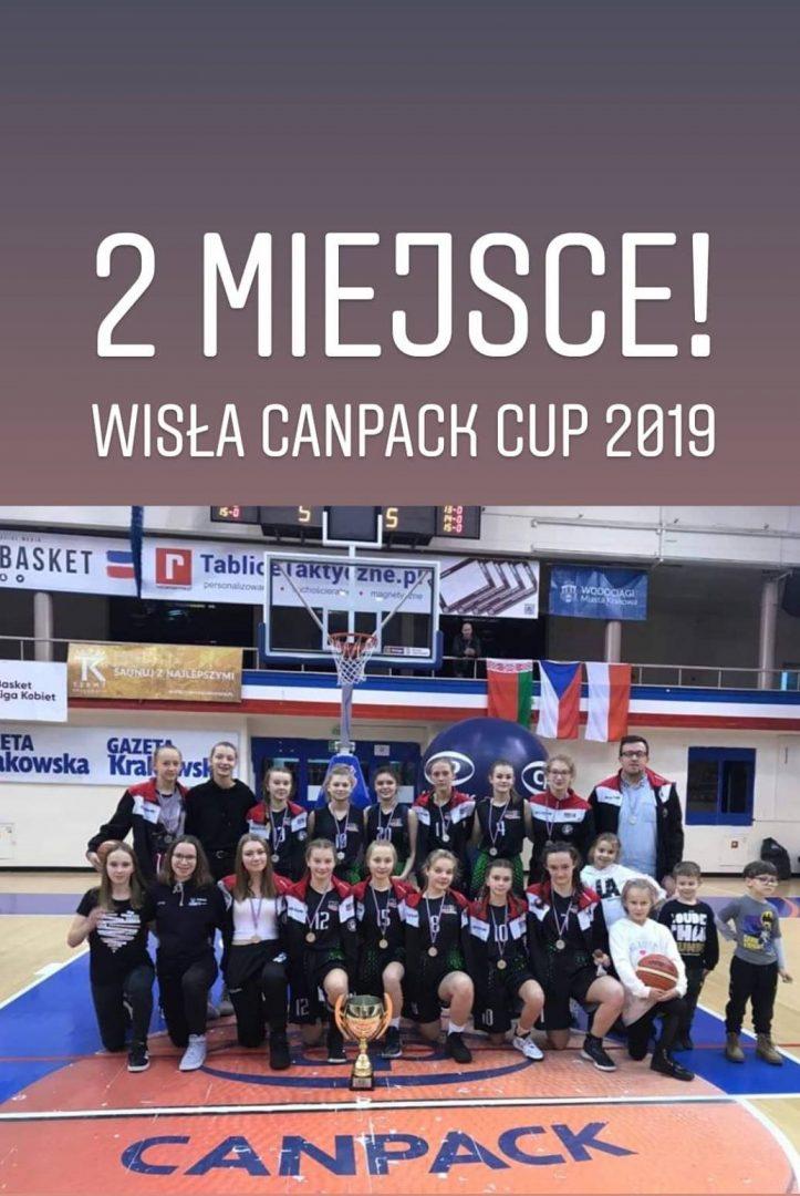 II miejsce MOSiR Bochnia na 6 Międzynarodowym Turnieju Koszykówki CANPACK CUP