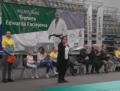 Sabina Bajda wyróżniona wśród najlepszych sportowców 65-lecia Uniwersytetu Opolskiego!