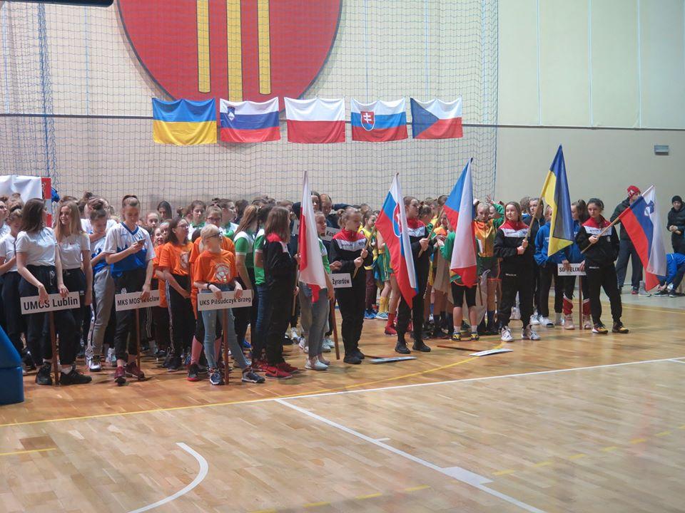 XI Międzynarodowy Festiwal Koszykówki Dziewcząt Bochnia CUP 2020 za nami ! III miejsce bochnianek!