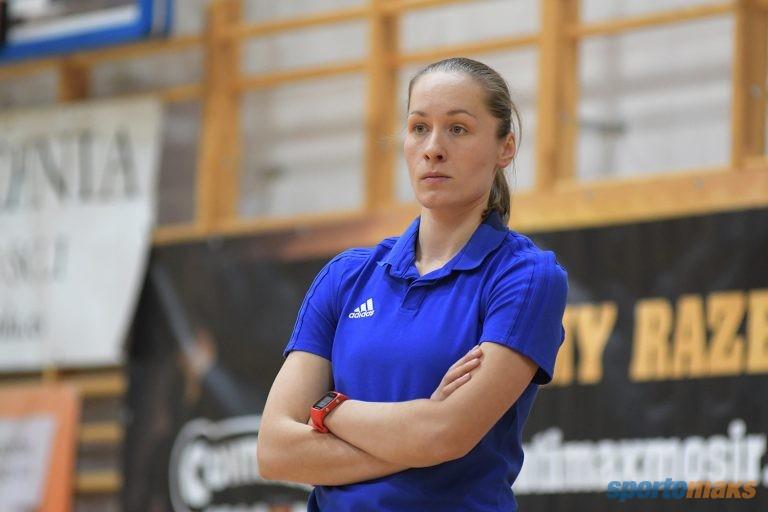 """""""Jestem bardzo dumna z zespołu"""" – Małgorzata Misiuk (trener Contimax MOSiR Bochnia) dla Sportomaks.pl"""