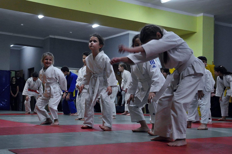 Kolejne grupy judo wracają do treningów!
