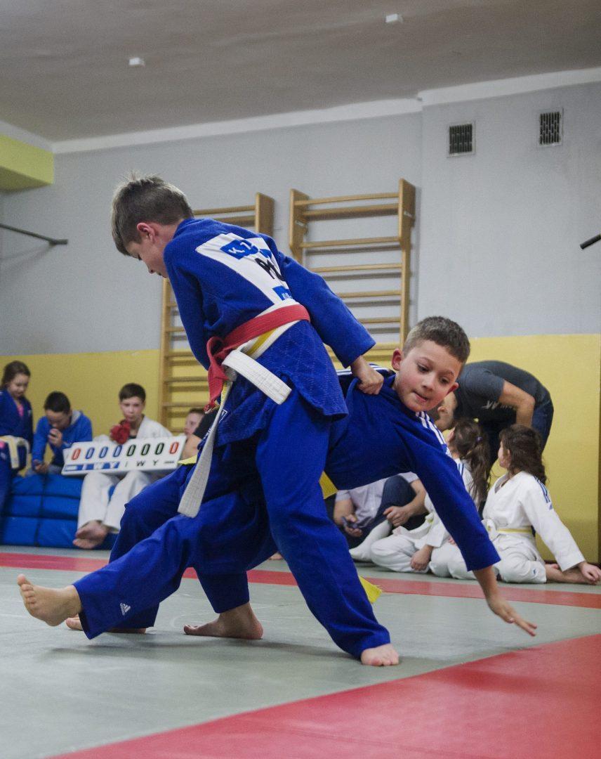 Treningi Judo od 1 września – zapraszamy!