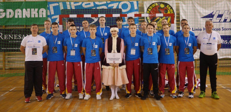 Małopolskie w finale OOM!