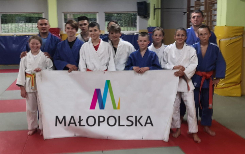 Bocheńscy judocy naletnim zgrupowaniu