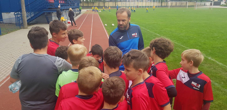 MOSiR II Bochnia – UKS AP Champions Brzesko 5:2 / II Liga Okręgowa Młodzików