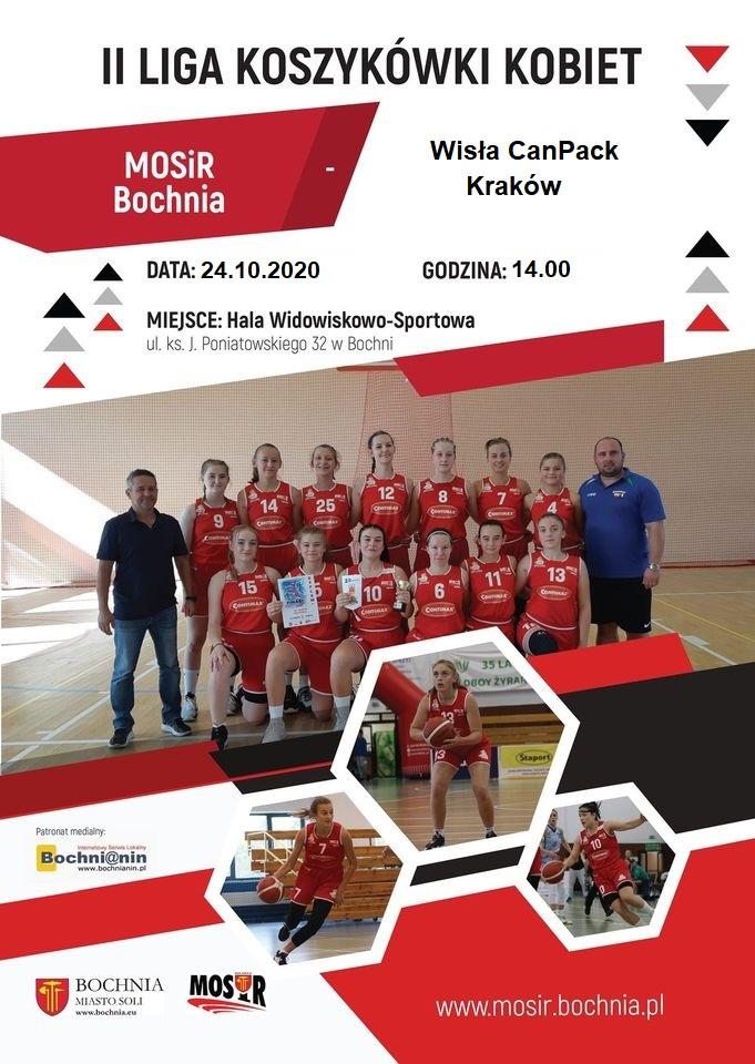 W sobotę 24 października zagra 1 i 2 liga koszykówki kobiet!
