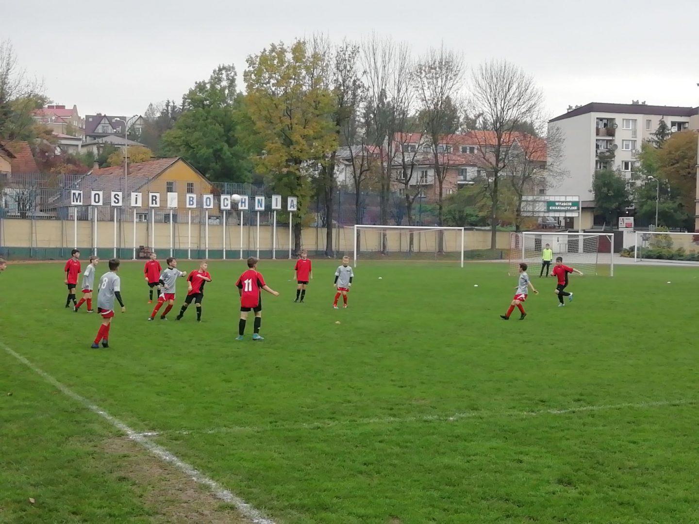 MOSiR Bochnia – GOSIR-NOVI Rzezawianka 8:2 / zakończenie rozgrywek na 2 miejscu w II Lidze Okręgowej D1 Młodzików