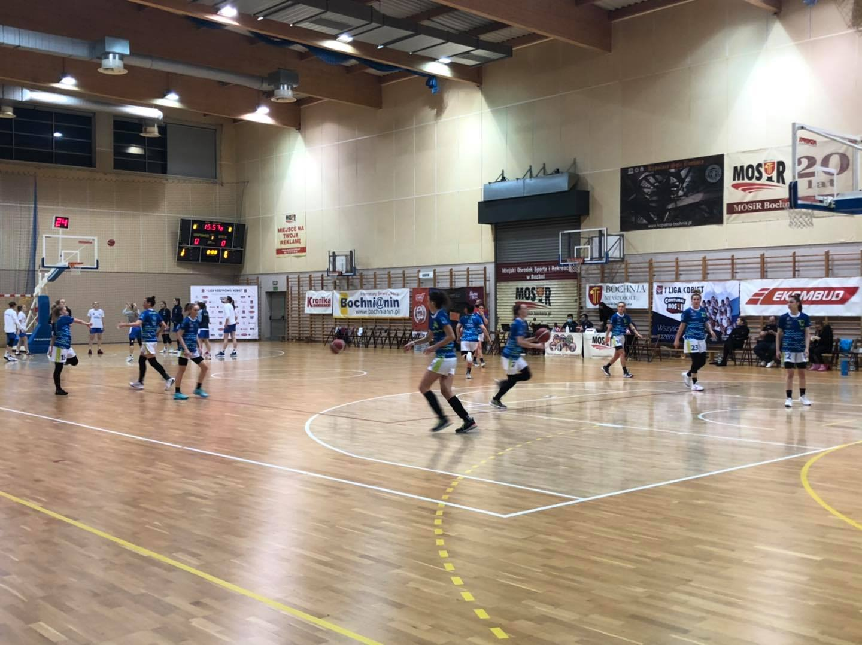 Contimax MOSiR Bochnia – ENEA AZS AJP II Gorzów Wielkopolski 61:75 / 1 Liga Koszykówki Kobiet