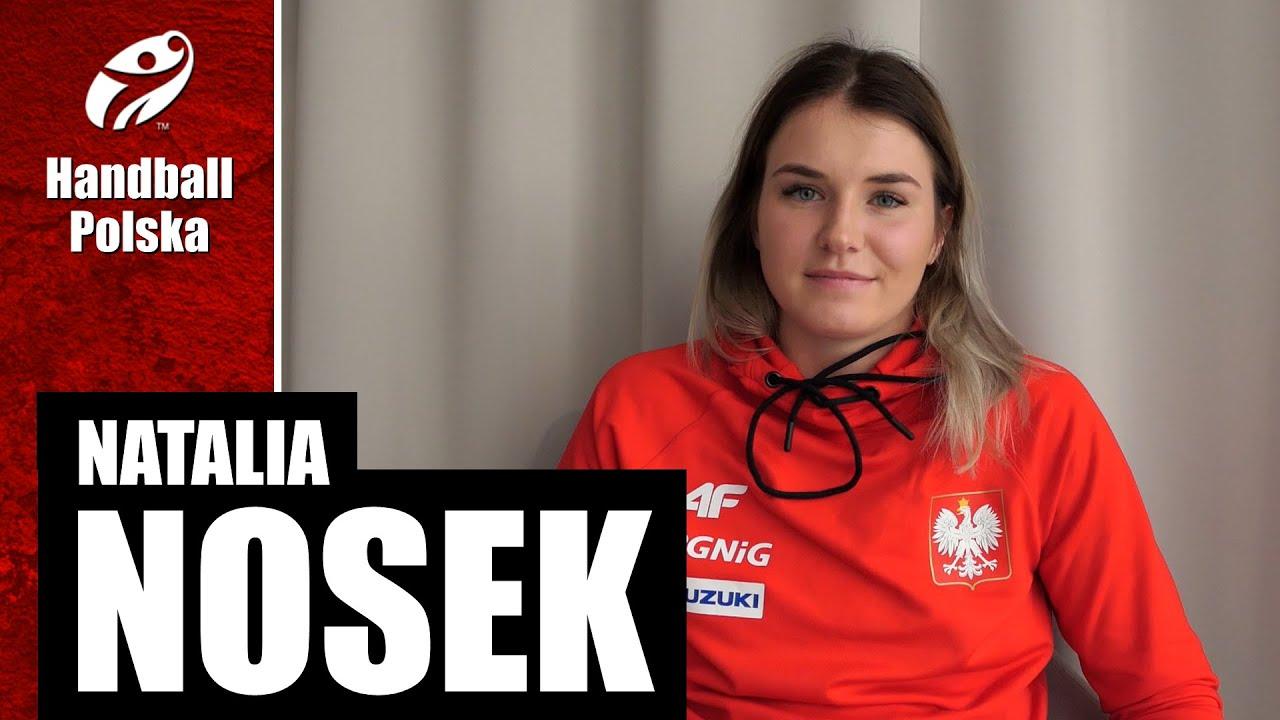 Natalia Nosek gra na Euro 2020 / Bochnianin.pl