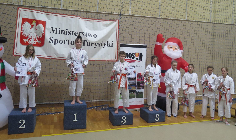 Rankingowy Mikołajkowy Turniej Judo Dzieci, Bochnia 2020 – relacja
