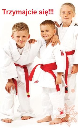 Zajęcia judo od 1 lutego!
