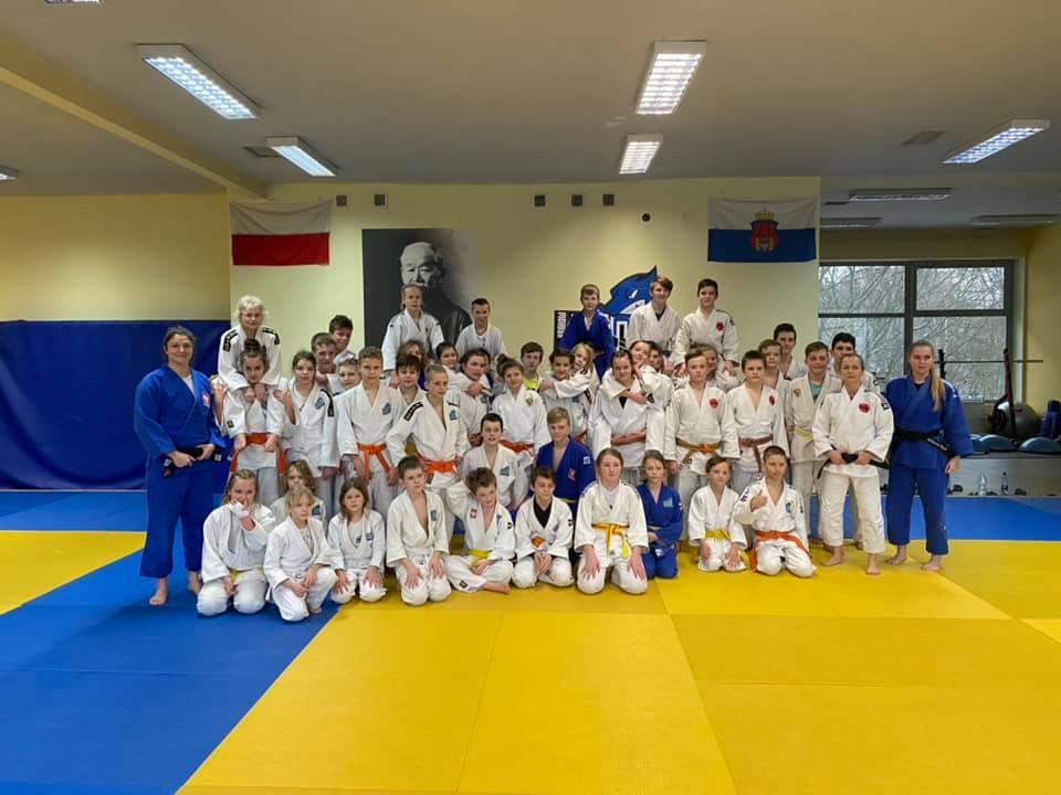 Krakowski trening z Katarzyną Kłys