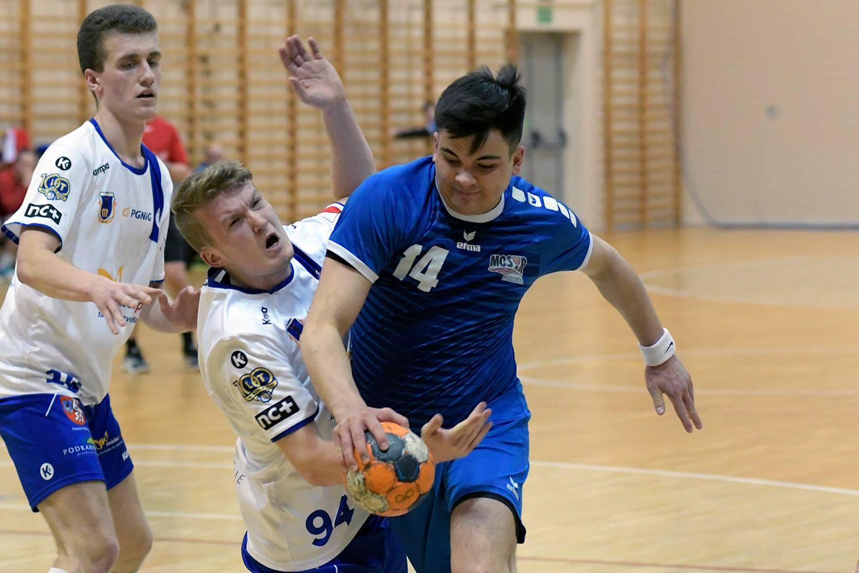 MOSiR Bochnia – SPR Stal II Mielec 33:23 (18:10) / II Liga Piłki Ręcznej Mężczyzn