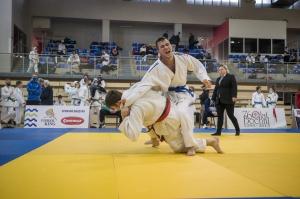 Walka na macie, I El. do OOM w Judo, Bochnia 20.03.2021, zdj. aut. M. Wałach