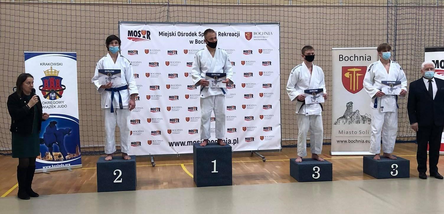 Za nami I Eliminacje do OOM w Judo, Bochnia 20.03.2021
