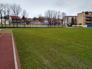 Murawa Stadionu Miejskiego w Bochni