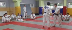 II konsultacje szkoleniowe w Sali Judo z Tomaszem Kowalskim 16-17.04.2021