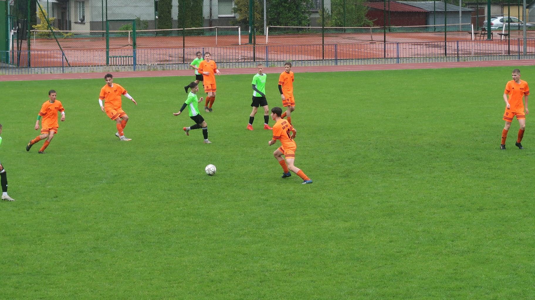MOSiR Bochnia – KS Chełmek 1:5 / II Liga Wojewódzka C1 Trampkarzy