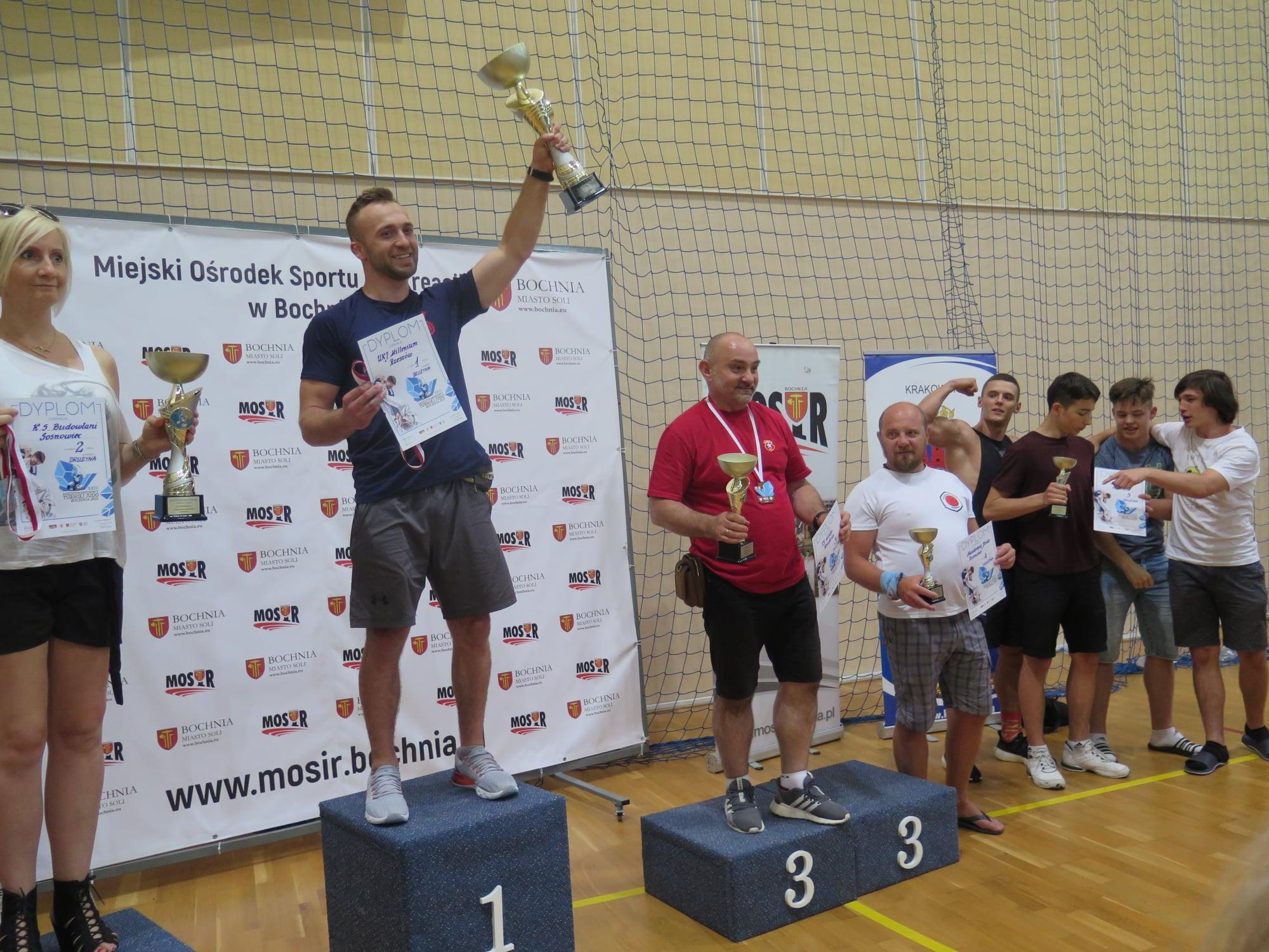 Klasyfikacja-druzynowa-XXIII-Miedzynarodowego-Turnieju-Judo-w-Bochni-19.06.2021.