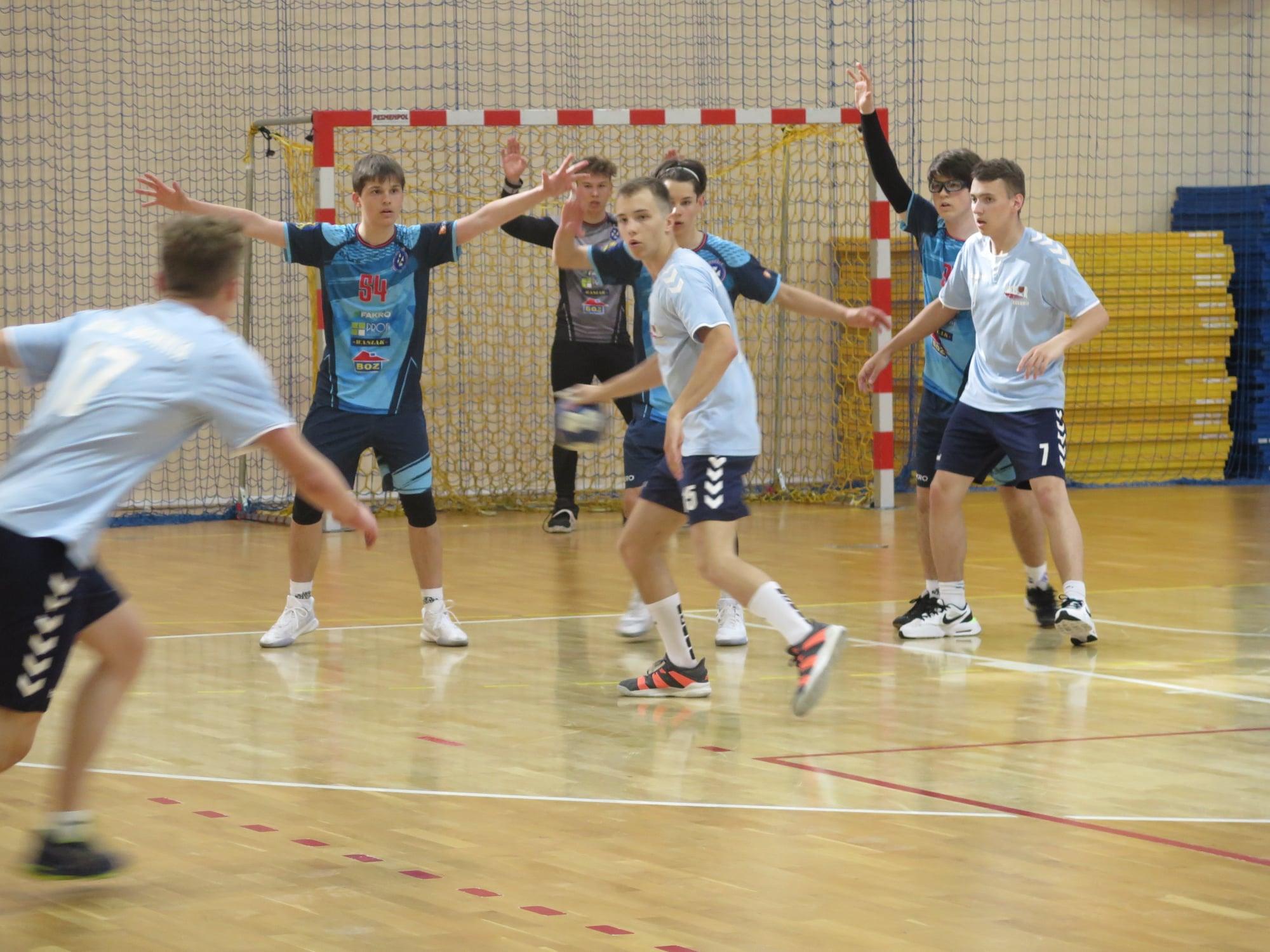 Turniej piłki ręcznej juniorów młodszych im. Wł. Stawiarskiego – podsumowanie