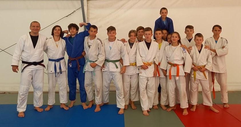 Bocheńscy judocy na obozach z Kadrą Małopolski