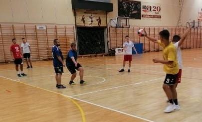 Treningi przed sezonem II ligi piłki ręcznej mężczyzn!