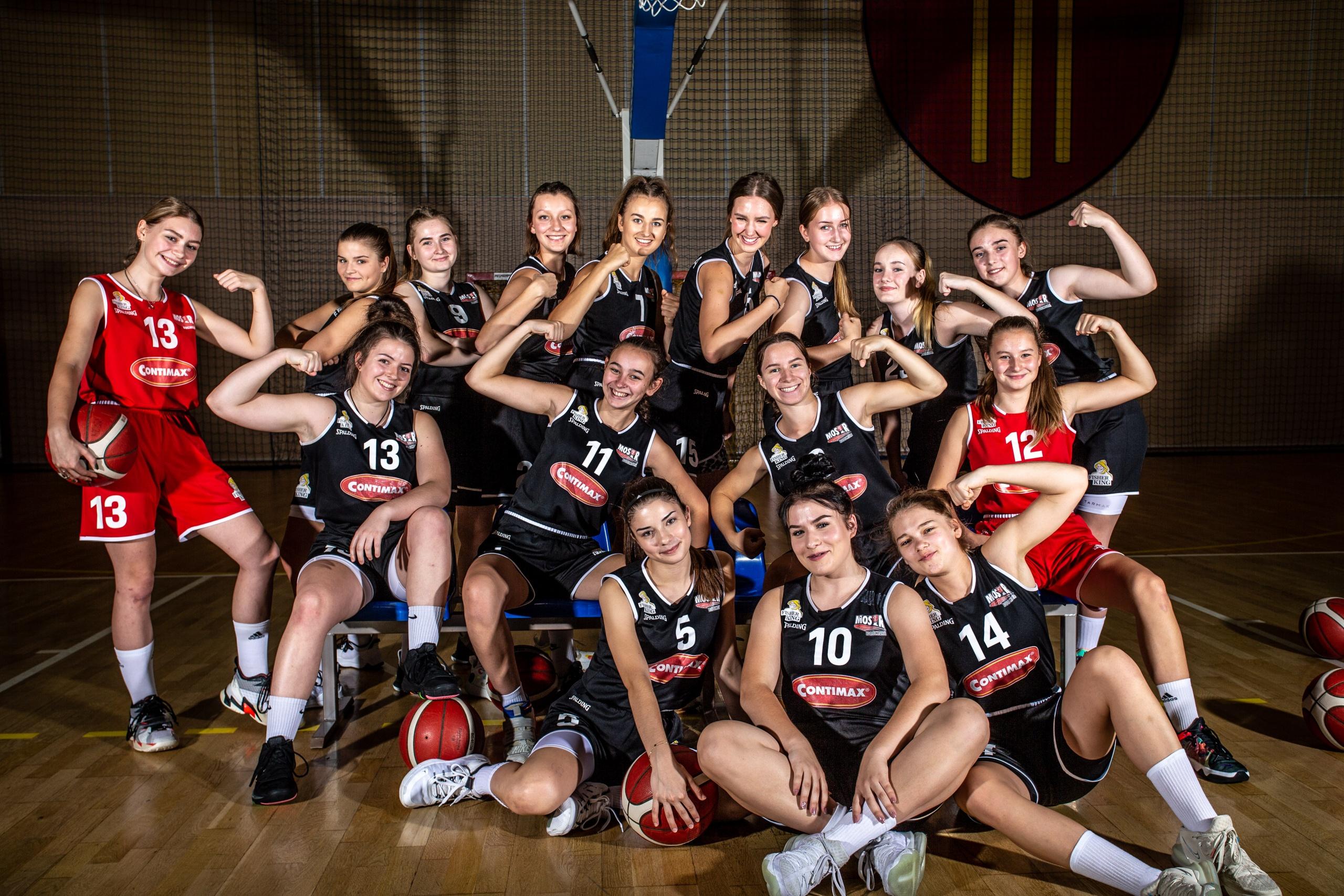 Zapraszamy na mecz 2 Ligi Koszykówki Kobiet MOSiR Bochnia – Wisła CanPack Kraków 10.10.2021
