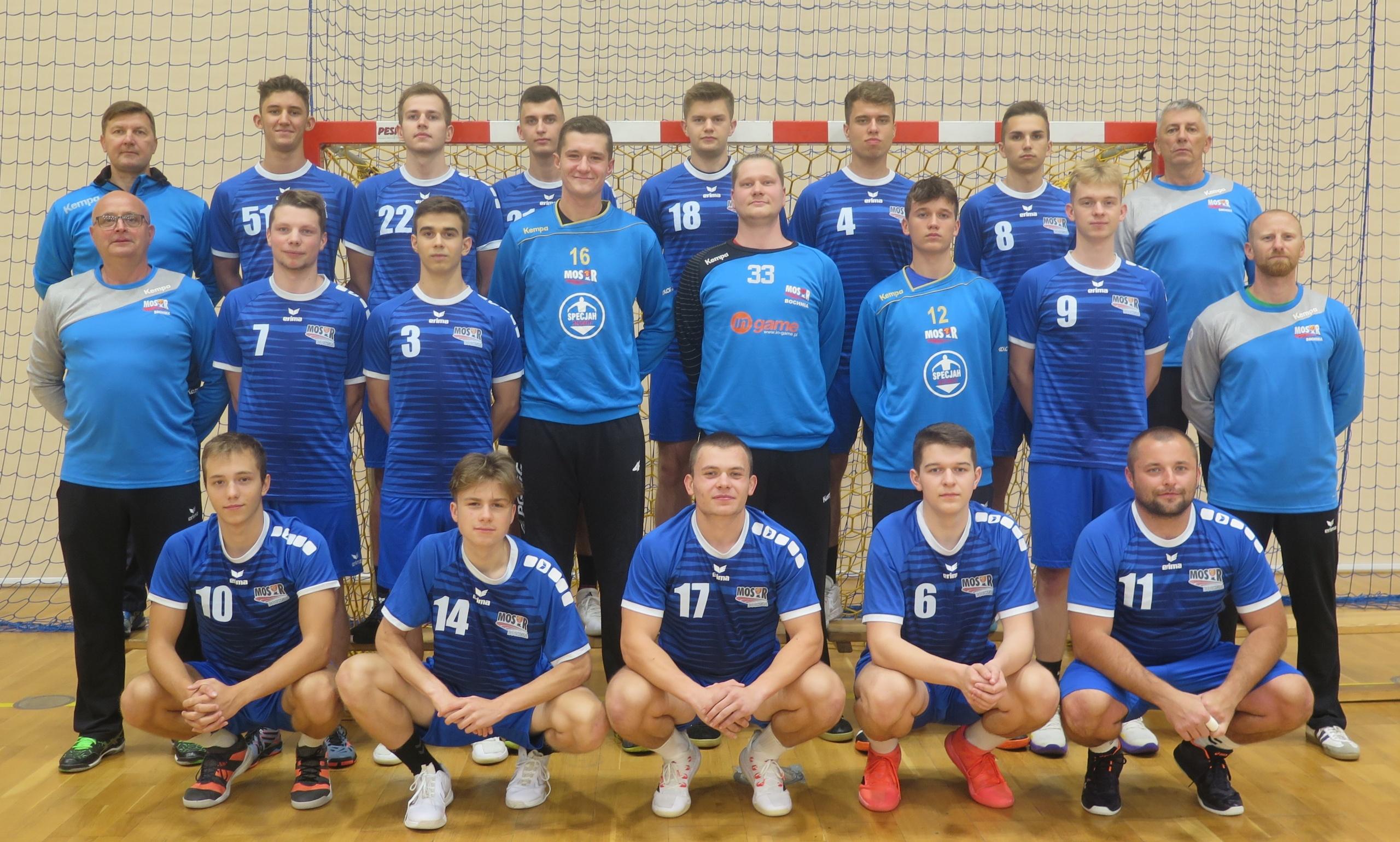 Zapraszamy na mecz: MOSiR Bochnia – SPR Górnik Zabrze / II Liga Piłki Ręcznej Mężczyzn