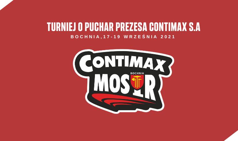 Przed nami Turniej o Puchar Prezesa Contimax S.A