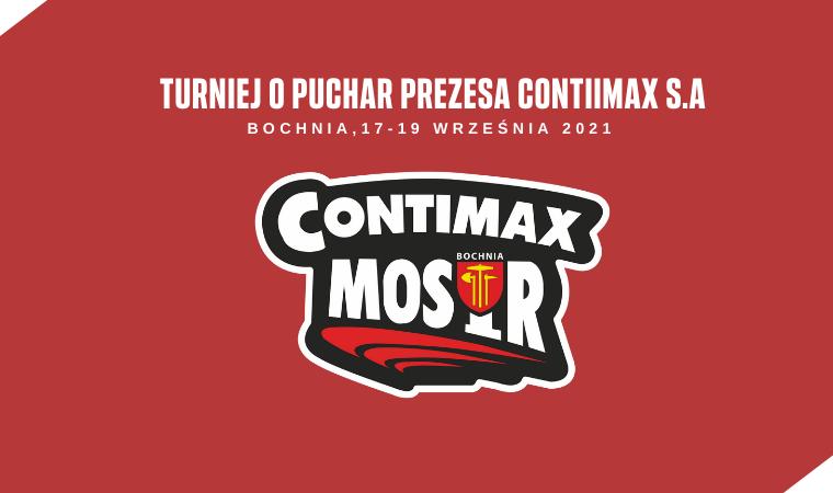 Turniej o Puchar Prezesa Contimax S.A