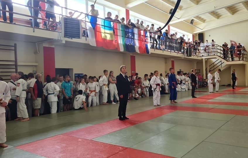 15 medali na XIII Międzynarodowym Turnieju Judo w Wolbromiu!