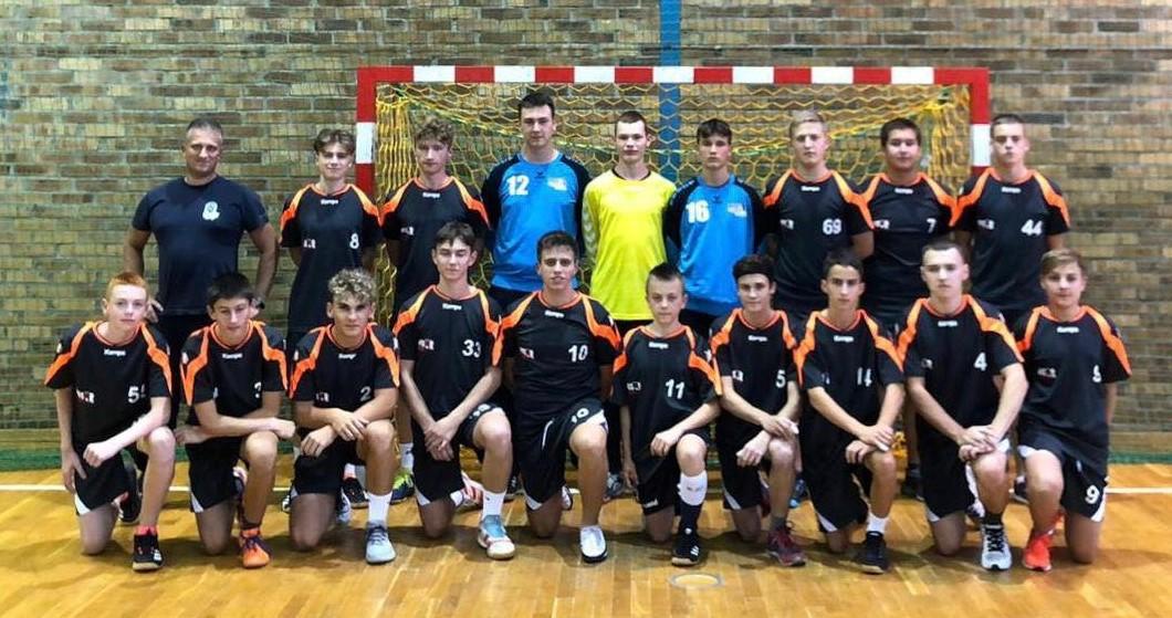 MOSiR Bochnia na XVI Festiwalu Piłki Ręcznej LION CUP Legnica 2021