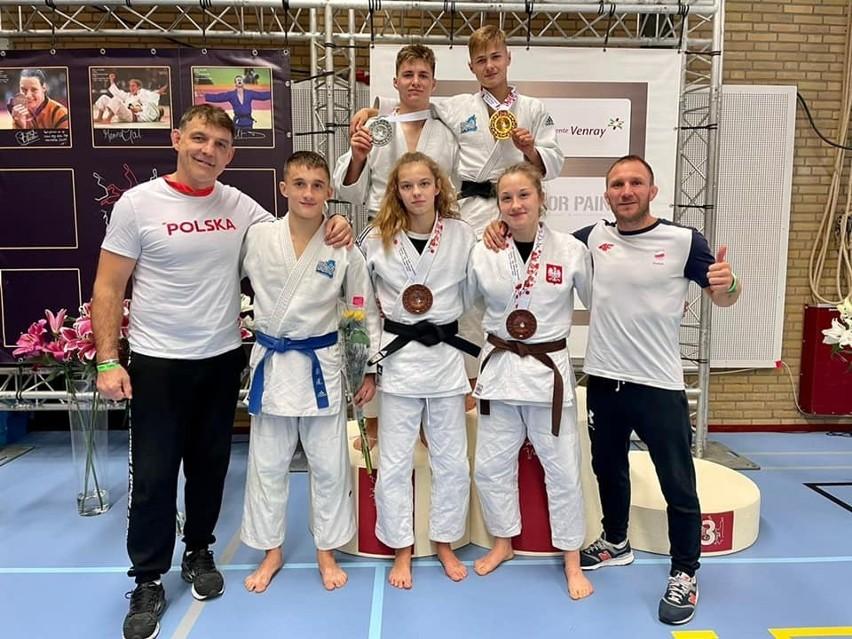 Oliwia Wątorek z brązem na International Judo Tournament Venray (w Holandii)