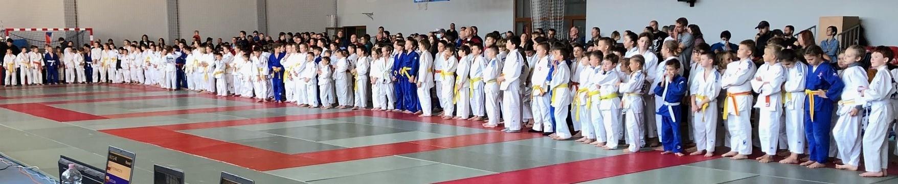18 medali MOSiR Bochnia na XXIV Międzynarodowym Turnieju Judo w Zakopanem